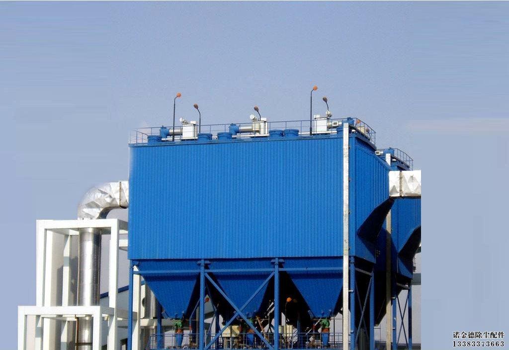 5吨锅炉除尘器