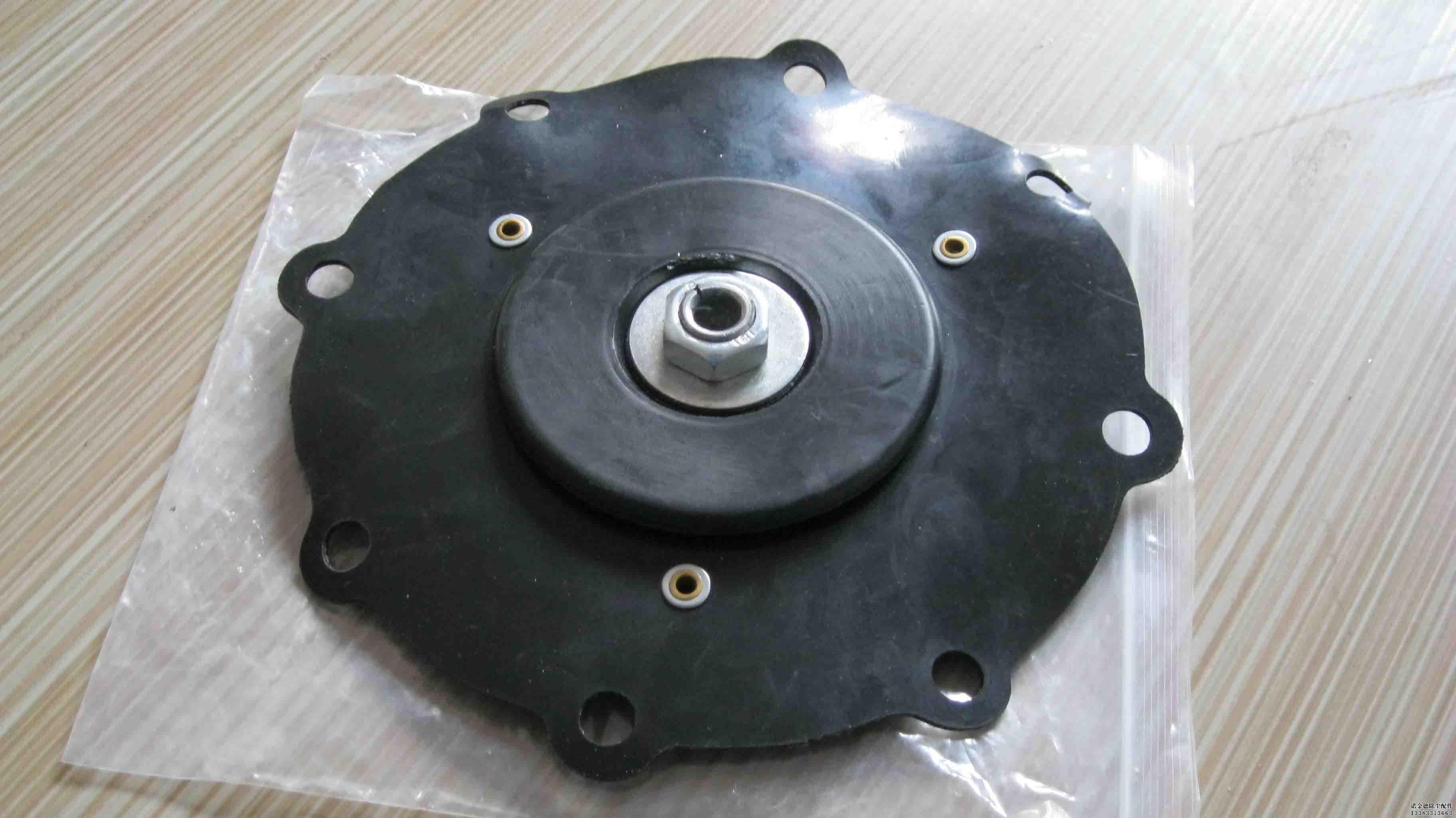 DYM-60电磁脉冲阀膜片