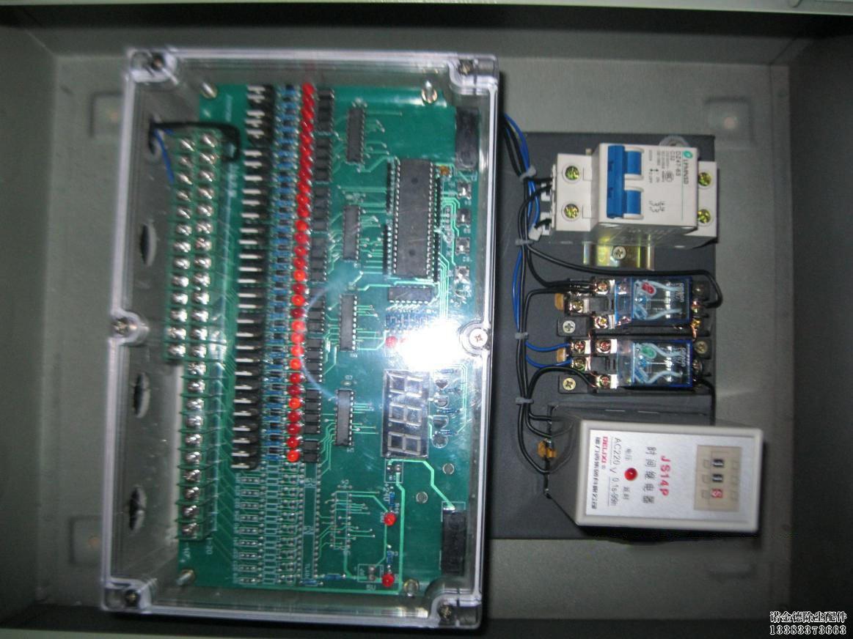 ,采用压缩空气对滤袋循序喷次吹灰,使除尘器的阻力保持在设定范围内,以保证除尘器的处理能力和收尘效果。控制仪采用微处理智能控制,可根据清灰要求,调整脉冲间隔和脉冲宽度,对除尘器实行定时清灰,它主要用于微处理器电路、抗干扰电路、数字显示、操作键盘、电子开关、稳压电源等组成,智能化程度高,工作稳定可靠。外壳采用透明工程塑料,可安装在控制室内或直接安装在除尘器上。